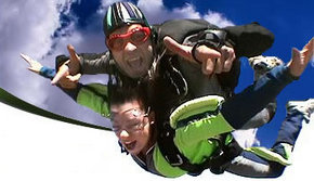 Adelaide Tandem Skydiving - QLD Tourism