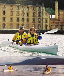 Blackaby's Sea Kayaks and Tours - QLD Tourism