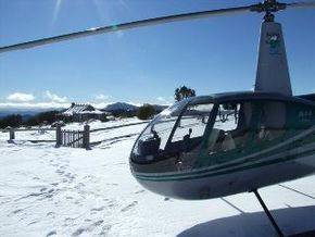 Alpine Helicopter Charter Scenic Tours - QLD Tourism