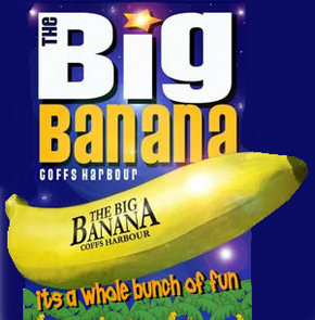 Big Banana - QLD Tourism