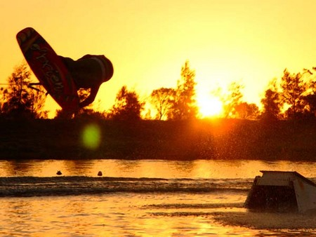 Bonney's WA Water Ski Park - QLD Tourism