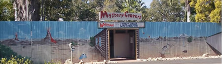 Mystery Craters - QLD Tourism