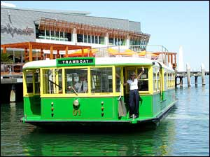 Melbourne Tramboat Cruises - QLD Tourism