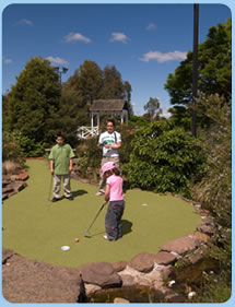 Wetlands Mini Golf - QLD Tourism