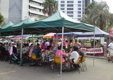 Kirribilli General Market - QLD Tourism