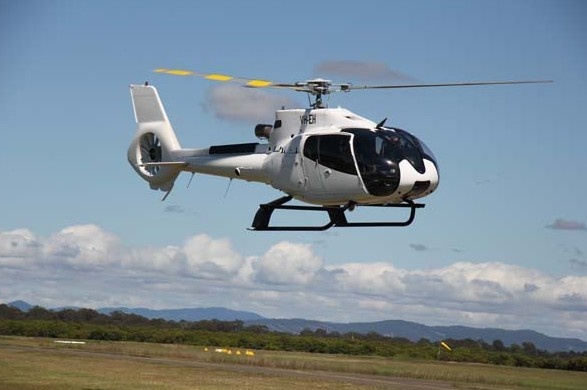 Executive Helicopters - QLD Tourism