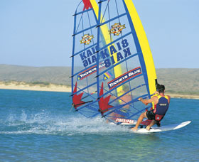 Windsurfing and Surfing - QLD Tourism