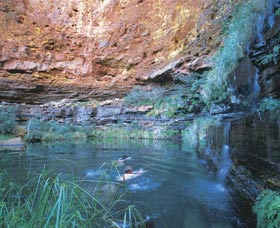 Dales Gorge and Circular Pool - QLD Tourism