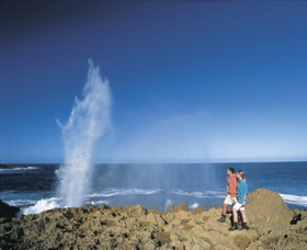 The Blowholes Carnarvon - QLD Tourism