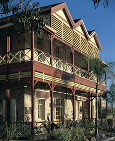 Bill Sewell Complex - QLD Tourism