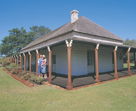 Wonnerup House and Old School - QLD Tourism