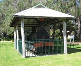 Ballarat Engine - QLD Tourism