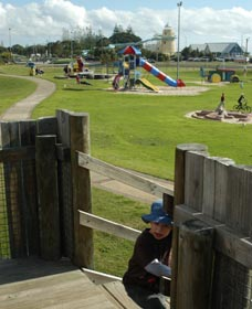 Yoganup Playground - QLD Tourism
