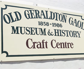 Old Geraldton Gaol Craft Centre - QLD Tourism
