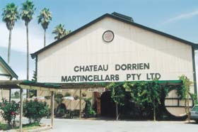 Chateau Dorrien Winery - QLD Tourism