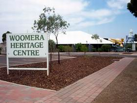 Woomera Heritage and Visitor Information Centre - QLD Tourism