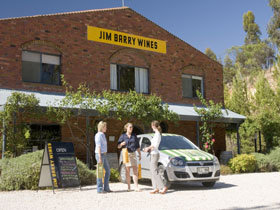 Jim Barry Wines - QLD Tourism