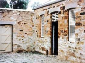Police Lockup And Stables - QLD Tourism