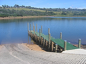 Trevallyn Dam - QLD Tourism