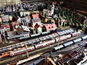 Tudor Court Model Village and German Model Train World - QLD Tourism
