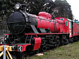 Don River Railway - QLD Tourism