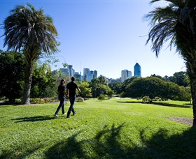 City Botanic Gardens - QLD Tourism