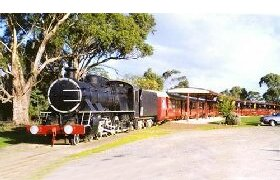 Margate Train - The - QLD Tourism