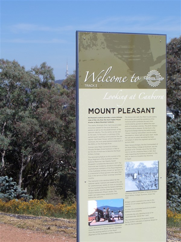 Mount Pleasant Lookout