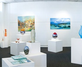 Framed Art Gallery - QLD Tourism