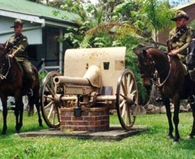 Second/Fourteenth Light Horse Regiment QMI Museum - QLD Tourism