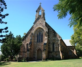 St Marys Anglican Church Memorial Chapel - QLD Tourism