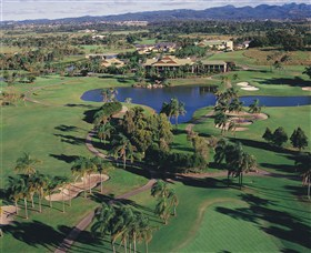 Palm Meadows Golf Course - QLD Tourism