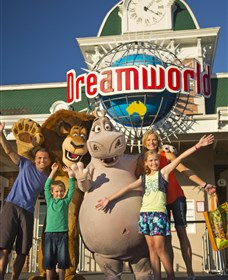 Dreamworld - QLD Tourism