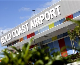 Gold Coast Airport - QLD Tourism