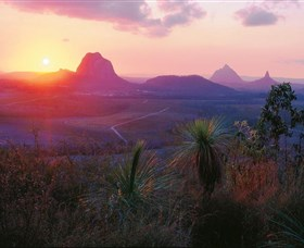 Glass House Mountains National Park - QLD Tourism