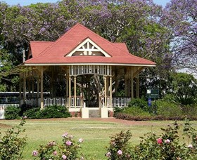 Gympie Memorial Park - QLD Tourism