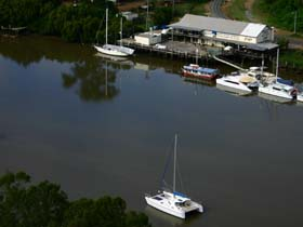 Port of Maryborough - QLD Tourism