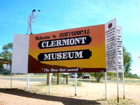 Clermont Historical Centre and Museum - QLD Tourism