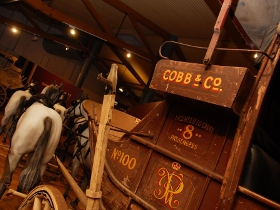 Cobb  Co Museum - QLD Tourism