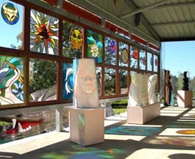 Alpha31 Art Gallery and Sculpture Garden - QLD Tourism