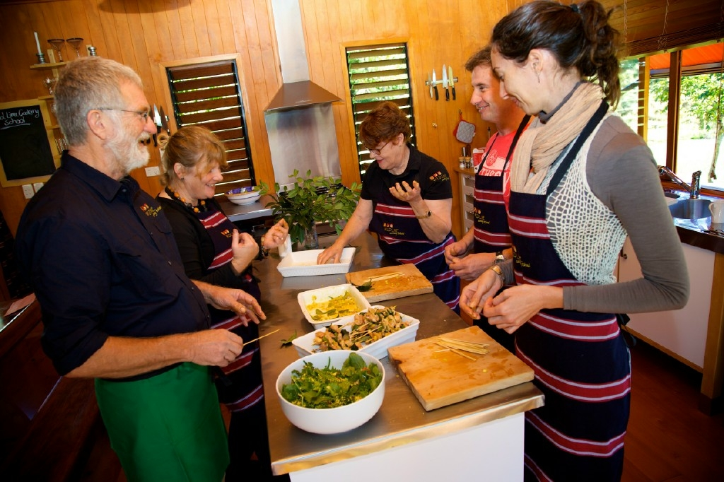 Wild Lime Cooking School - QLD Tourism