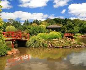 Japanese Gardens - QLD Tourism