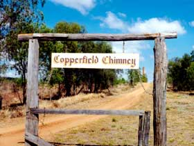 Copperfield Store and Chimney - QLD Tourism