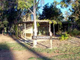 Clermont - Old Town Site - QLD Tourism