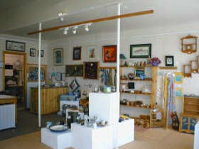 Great Alpine Gallery - QLD Tourism