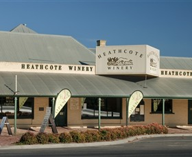 Heathcote Winery - QLD Tourism