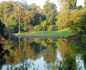 Royal Botanic Gardens Melbourne - QLD Tourism