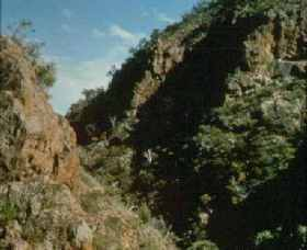 Werribee Gorge State Park - QLD Tourism