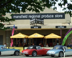 The Produce Store - QLD Tourism