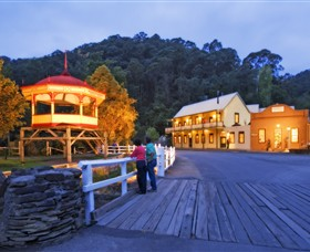 Walhalla Historic Area - QLD Tourism